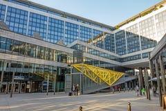 De regionale Bank van de Staat van baden-Wurttemberg, Stuttgart Royalty-vrije Stock Foto's