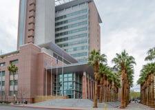 De Regionale Rechtvaardigheid Center van Las Vegas Stock Afbeeldingen