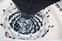 De Reichstagbouw Stock Fotografie