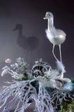 De reiger van Kerstmis Royalty-vrije Stock Afbeelding