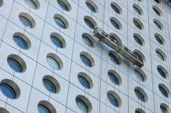 De reinigingsmachines van het venster Royalty-vrije Stock Foto