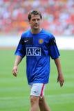 De Reis 2009 van Manchester United Azië Royalty-vrije Stock Foto