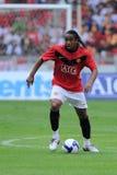 De Reis 2009 van Manchester United Azië Royalty-vrije Stock Foto's