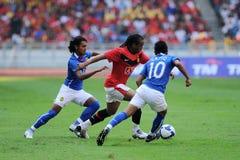 De Reis 2009 van Manchester United Azië Stock Afbeelding
