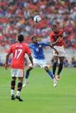 De Reis 2009 van Manchester United Azië Stock Afbeeldingen
