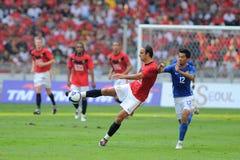De Reis 2009 van Manchester United Azië Stock Fotografie