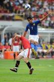 De Reis 2009 van Manchester United Azië Stock Foto