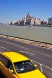 De reis Hongarije van Boedapest Stock Fotografie