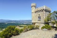 De reis Magdala in Rennes le Chateau Royalty-vrije Stock Foto