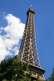 De Reis Parijs van Eiffel Stock Fotografie