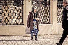 De Reis van Boekarest Roemenië Stock Fotografie