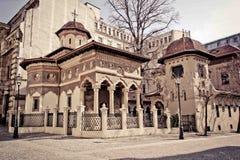 De Reis van Boekarest Roemenië Stock Foto