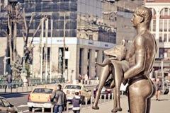 De Reis van Boekarest Roemenië Royalty-vrije Stock Foto