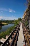 De reis van de Doodsspoorweg Stock Foto