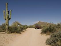 De Reis van de jeep Royalty-vrije Stock Fotografie