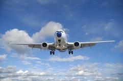 De reis van de lucht Royalty-vrije Stock Fotografie