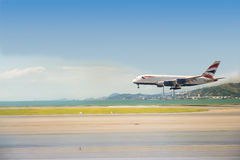 De Reis van de lucht Royalty-vrije Stock Afbeeldingen