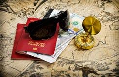 De reis van de wereld Royalty-vrije Stock Fotografie
