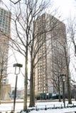 De reis van het de stadsleven van New York Stock Afbeelding