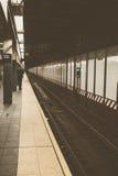 De reis van het de stadsleven van New York Stock Afbeeldingen
