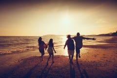 De reis van het strand royalty-vrije stock afbeeldingen