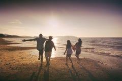 De reis van het strand royalty-vrije stock afbeelding