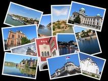 De reis van Servië Royalty-vrije Stock Foto's
