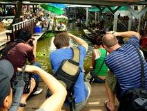 De reis van Thailand stock foto's