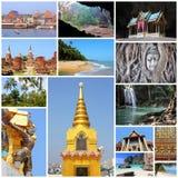 De reis van Thailand Royalty-vrije Stock Fotografie