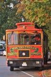 De Reisbus van Vancouver Royalty-vrije Stock Afbeeldingen