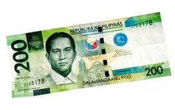 De Rekening van de peso royalty-vrije stock fotografie