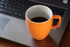 De rem van de koffie Stock Afbeelding