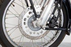 De Rem van de fietsschijf stock foto