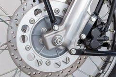 De Rem van de fietsschijf stock fotografie