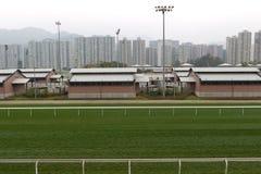 De Renbaan van het Tin van Sha, Hongkong Royalty-vrije Stock Foto