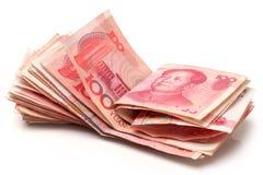 De renminbi van China Royalty-vrije Stock Foto's