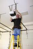 De Reparaties van de garage Royalty-vrije Stock Fotografie