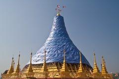 De Replica van de Pagode van Shwedagon Royalty-vrije Stock Afbeeldingen