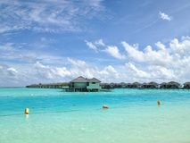 De Republiek van de Maldiven Royalty-vrije Stock Afbeelding