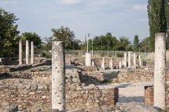 De republiek van Heraclealyncestis van Macedonië Europa Royalty-vrije Stock Foto
