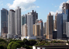 De republiek van Panama Royalty-vrije Stock Foto