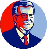 De Republikeinse Kandidaat van Jeb Bush 2016 Royalty-vrije Stock Afbeeldingen