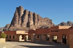 De Reserve van de Rum van de wadi Royalty-vrije Stock Afbeeldingen