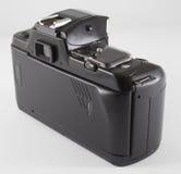 De retour d'un appareil-photo de film Image stock