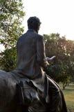 De retour de la statue chez Rai Chern Tawan Image stock