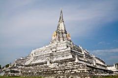 De reusachtige vierkante pagode Stock Afbeeldingen