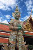 De Reuzemaatregel van Bangkok Thailand Royalty-vrije Stock Foto's