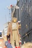 De Reuzen van Liverpool - Stad van Cultuur 2018 stock foto
