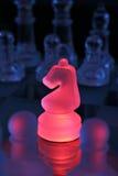 De Ridder van het schaak Stock Afbeeldingen