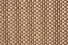 De rieten textuur van de eenvoud. Stock Foto's